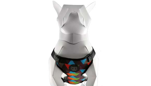 Zee.Dog Air Mesh Arnés para perros Stardust  Stardust  S
