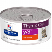 Prescription Diet Feline - y/d Thyroid Care mit Huhn Art.-Nr.: 24184