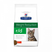 Prescription Diet Feline - Weight Reduction r/d mit Huhn 5 kg