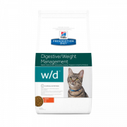 Prescription Diet Feline - Digestive / Weight Management w/d mit Huhn 5 kg