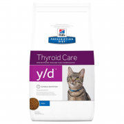 Prescription Diet Feline - y/d Thyroid Care - Original 5 kg
