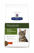 Prescription Diet Feline - Metabolic - Weight Management mit Huhn 4 kg