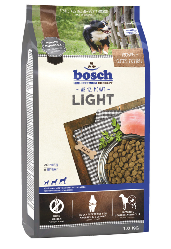 Bosch High Premium Concept - Light 1 kg 4015598013475 erfaringer