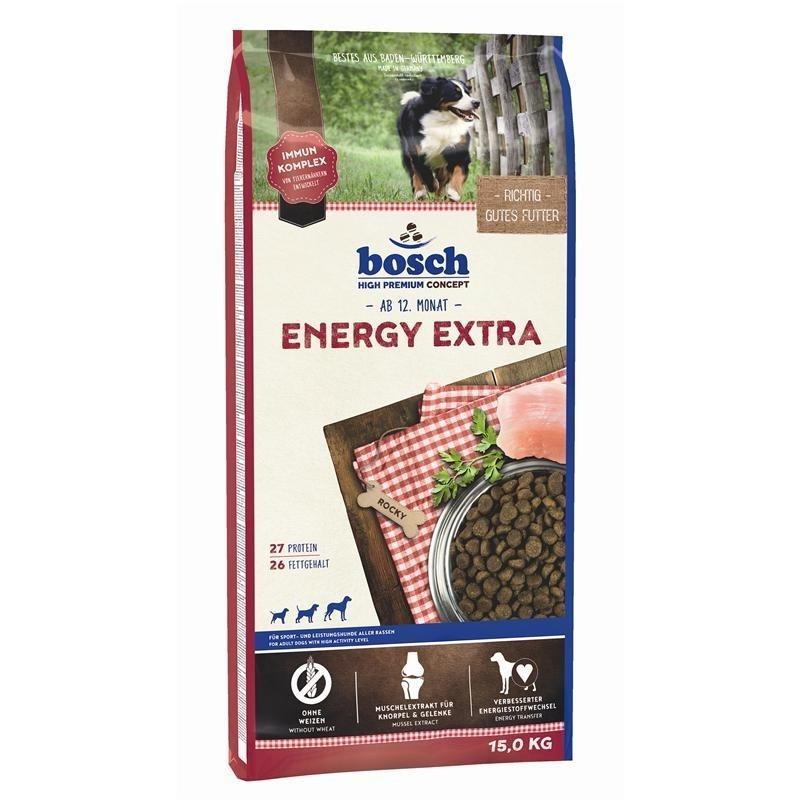 Bosch High Premium Concept - Energy Extra 1 kg, 15 kg osta edullisesti