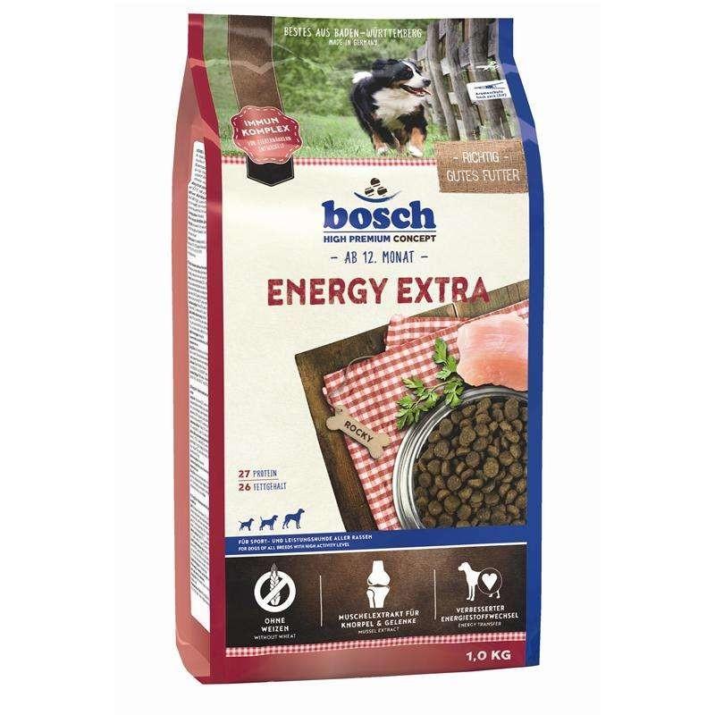 Bosch Energy Extra 15 kg, 1 kg