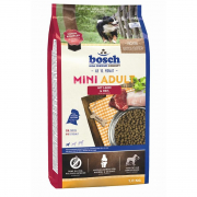 Bosch High Premium Concept - Mini Adult, Lam & Ris 1 kg