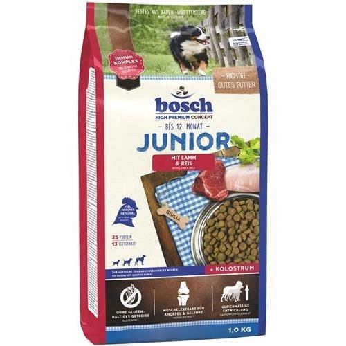 Bosch High Premium Concept - Junior mit Lamm & Reis 3 kg, 15 kg, 1 kg