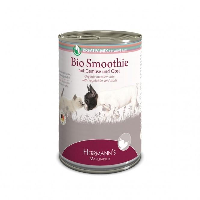 Herrmann's  Kreativ-Mix Frullato biologico con Frutta e Verdure 150 g, 400 g