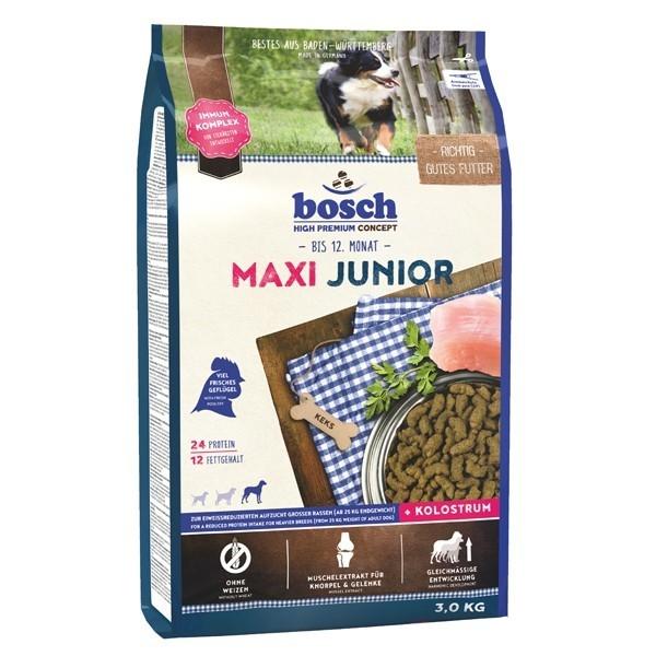 Bosch High Premium Concept - Maxi Junior  3 kg