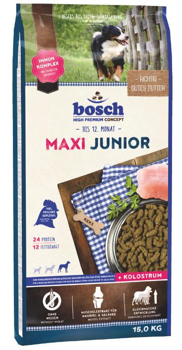 Bosch High Premium Concept - Maxi Junior 15 kg 4015598012928 Erfahrungsberichte