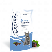 Sanabelle Cat Sticks Lamm & Holunder 55 g