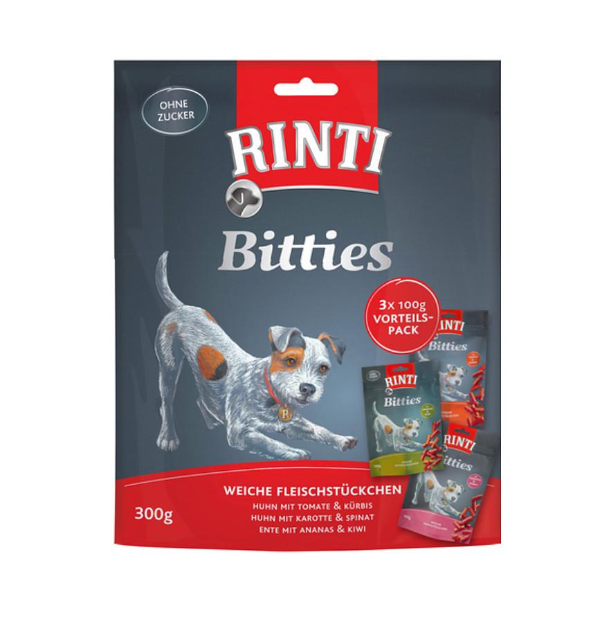 Rinti Bitties Multipack 3x100 g