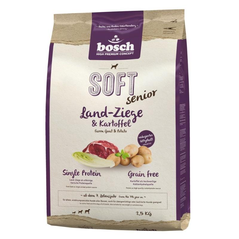 bosch Soft Senior - Farm Goat & Potato 2.5 kg order cheap