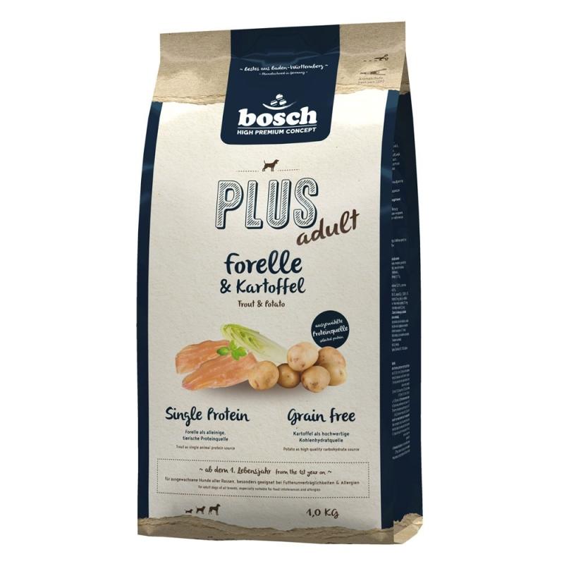 Bosch Plus Adult - Forelle & Kartoffel 1 kg