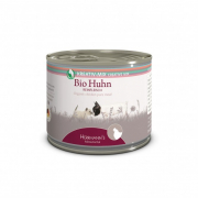 Creative-Mix Organic Chicken Pure Meat, canned 200 g