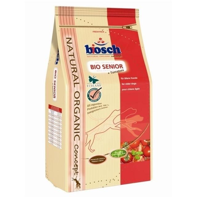 Bosch Natural Organic Concept - Bio Senior + Tomates 11.5 kg, 3.75 kg, 750 g