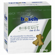 Bosch Finest Snack Concept - Biscuit Lamb & Rice Art.-Nr.: 10733