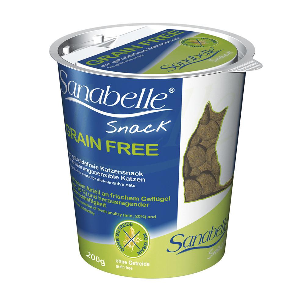 Sanabelle Grain Free Snack 200 g