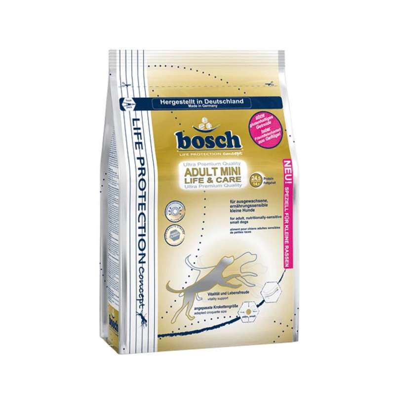 Bosch Life Protection Concept - Adult Mini Life & Care 950 g, 3.75 kg