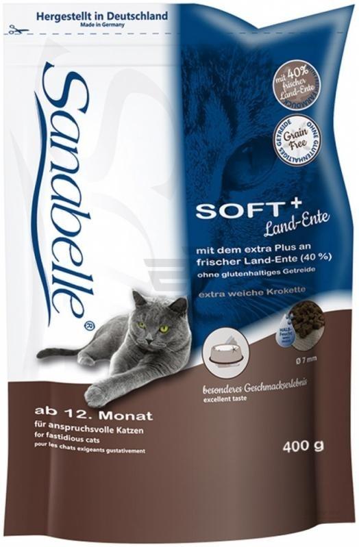 Sanabelle Soft Eend 2 kg, 400 g