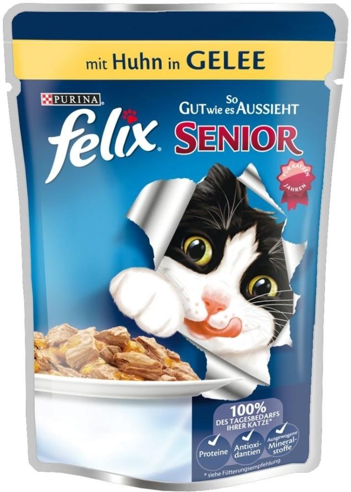 Felix Senior Så lækkert som det ser ud med Kylling 100 g