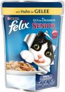 """Felix """"Tan Bueno como Parece"""" Senior con Pollo en Gelatina"""
