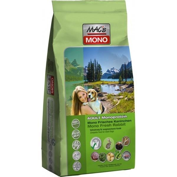 MAC's Mono Konijn & Aardappel 12 kg 4027245903305