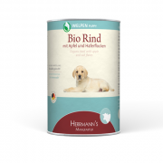 Puppy Organic Beef with Apple and Oat Flakes 400 g