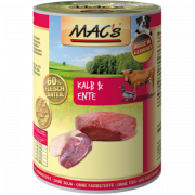 Dog - Veal & Duck 400 g