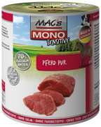 MAC's Dog Mono Sensitive - Pure Horse canned 800 g