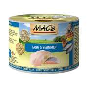 MAC's Cat - Saumon & Poulet 200 g