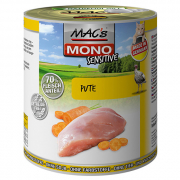 MAC's Mono - Sensitive Pavo 800 g