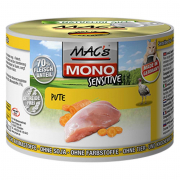 Cat Mono Sensitive - Turkey 200 g