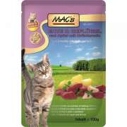Pouch - Duck & Poultry with Apple & Herbal Mix 100 g