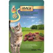 MAC's Chicken and Lamb with Herb mix Pouch 100 g