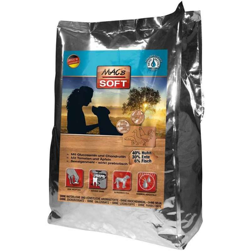 MAC's Soft - Adult Grain free 1.5 kg