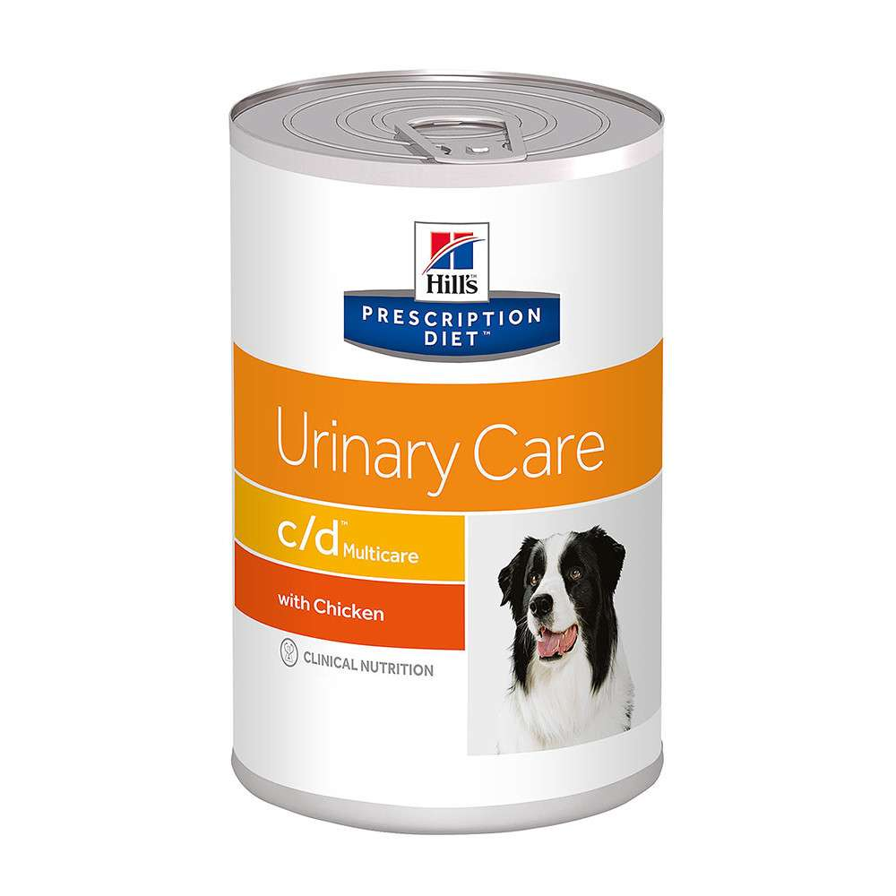 Hill's Prescription Diet Canine - c/d Urinary Care con Pollo 370 g