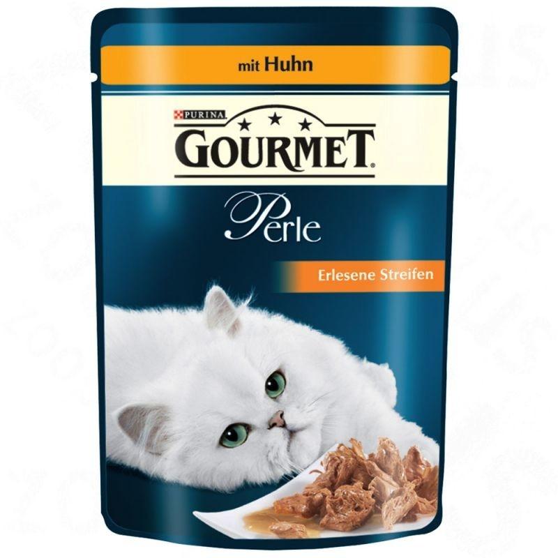 Purina Gourmet Perle Kokkens Samling Multipack 4x85 g test