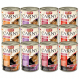 Animonda Carny Adult Mix 1 12x200 g, 12x400 g essay