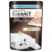 Purina Gourmet A la Carte - Trout with Finest Vegetables 85 g