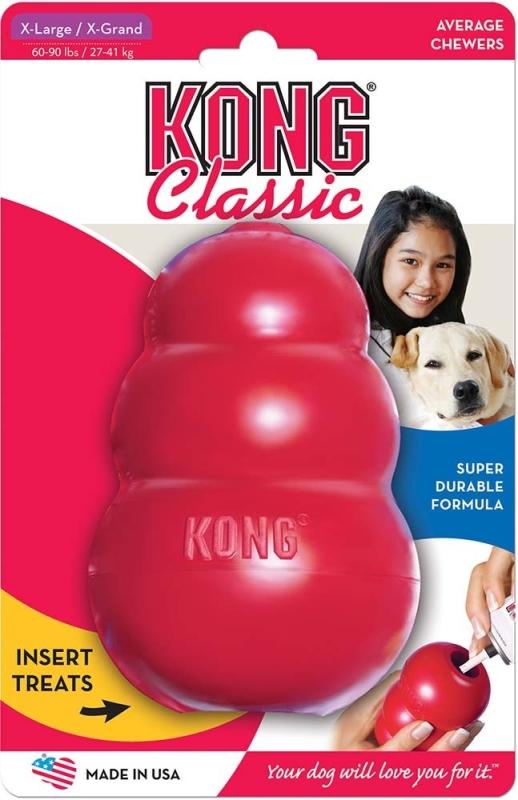 KONG Classic Rød  XL