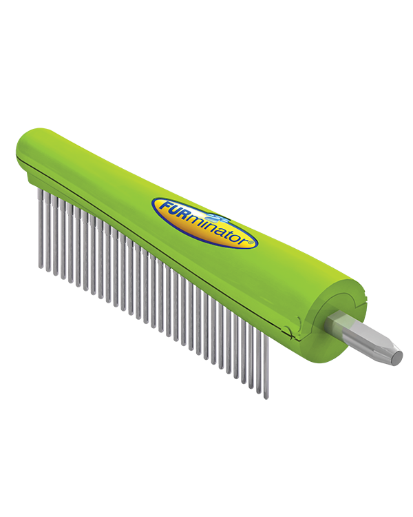 Brushes & Combs FURflex Finishing Comb Head for Dog  by FURminator Buy fair and favorable with a discount