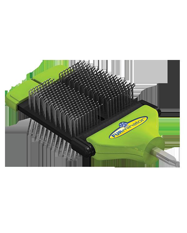 FURminator FURflex Cepillo Doble con Cardas  4048422137092 opiniones
