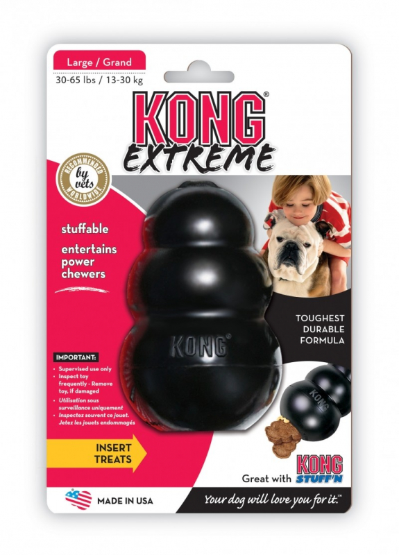 KONG Juguete para Perros Extreme  0035585111124 opiniones