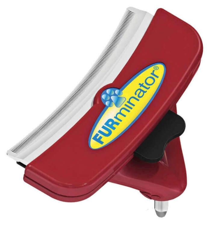 FURminator FURflex deShedding Comfort Edge Head para Perros Rojo 4048422136828 opiniones