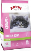 Original Growth Kitten 35/21 mit Huhn Art.-Nr.: 24069