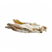Classic Dog Snack Orejas de Conejo con Pelo 100 g