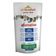 Almo Nature Alternative Dry con Codorniz fresca 750 g