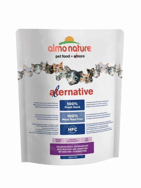 Almo Nature Alternative Dry Frischer Ente 2 kg