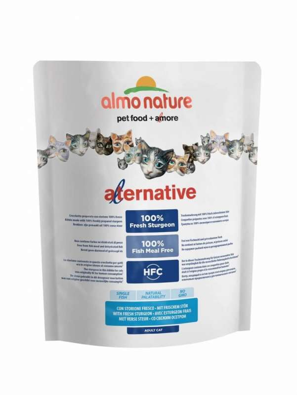 Almo Nature Alternative Dry Frischer Stör 2 kg